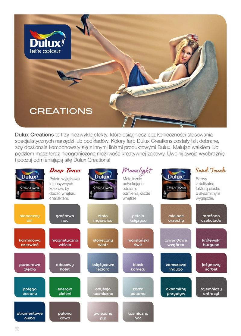 Paleta kolorów 2015